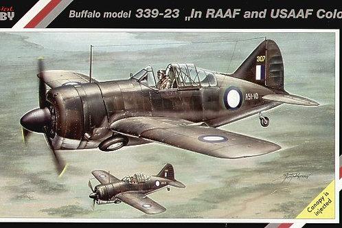 Special Hobby - Buffalo model 339-23 in RAAF 1/48