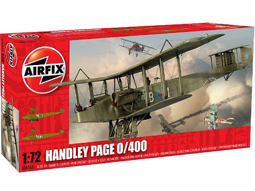 Airfix - Handley Page 0/400 1/72