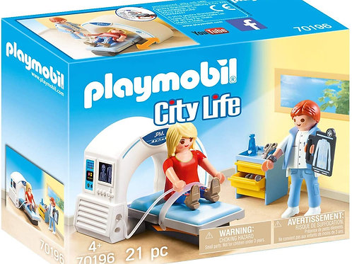 Playmobil 70196 City Life - At a Specialist Doctor