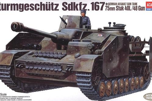 Academy - Sturmgeschütz Sd.Kfz.167 1/35