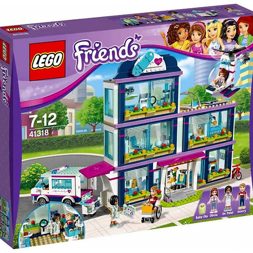 Lego 41318 Friends - Heartlake Hospital