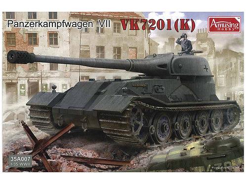 Amusing Hobby - Panzerkampfwagen VII VK7201(K) 1/35
