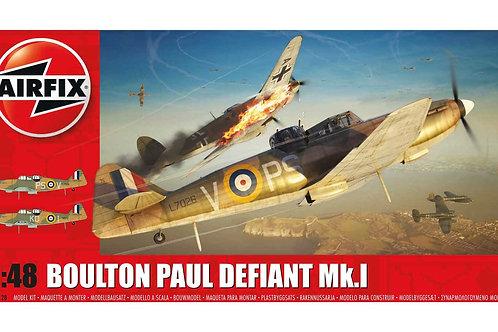 Airfix - Boulton Paul Defiant Mk.I 1/48