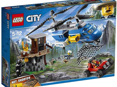 Lego 60173 City - Police Arrest in the Mountains