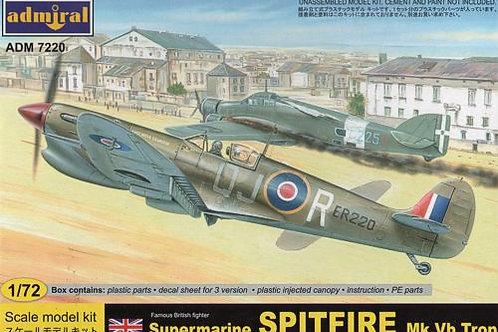 Admiral - Supermarine Spitfire Mk.VB Tropical 1/72