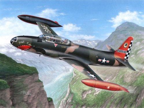 Special Hobby - Lockheed T-33A T-Bird 1/32
