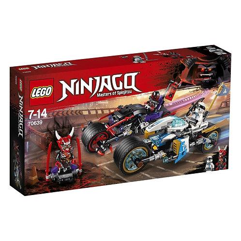 Lego 70639 Ninjago - Street Race of Snake Jaguar
