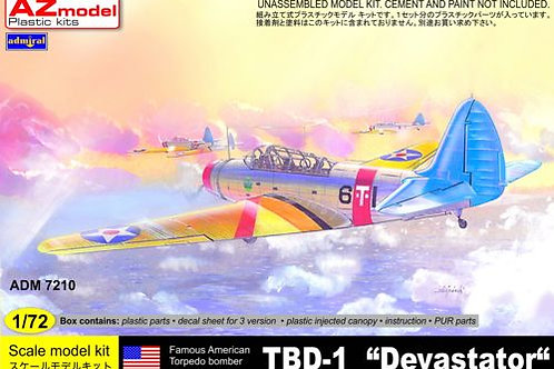 Admiral - Douglas TBD-1 Devastator 1/72