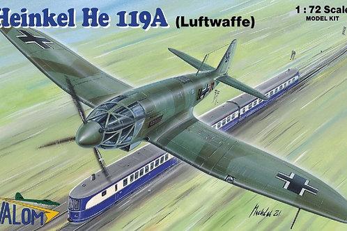 Valom - Heinkel He 119A (Luftwaffe) 1/72