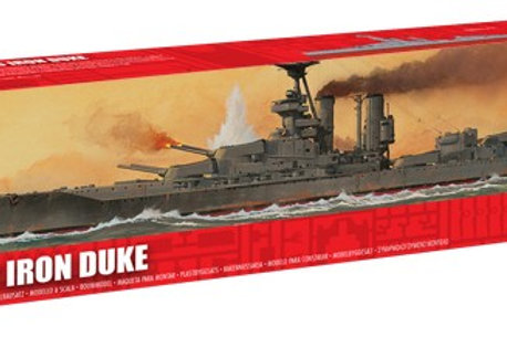 Airfix - Royal Navy H.M.S. Iron Duke 1/600