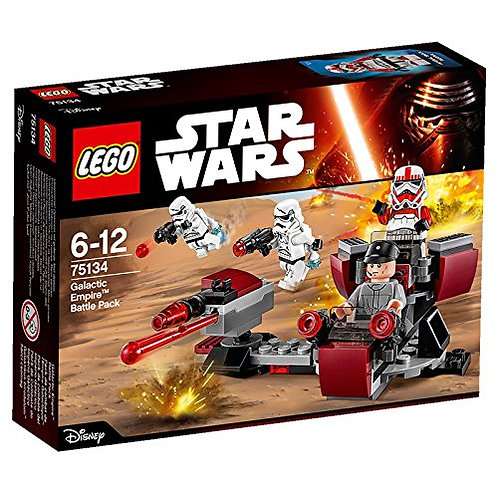 Lego 75134 Star Wars - Galactic Empire Battle Pack