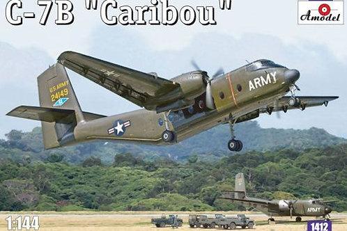 Amodel - De Havilland C-7A Caribou 1/144