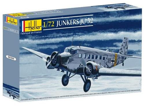 Heller - German Junkers JU-52 1/72