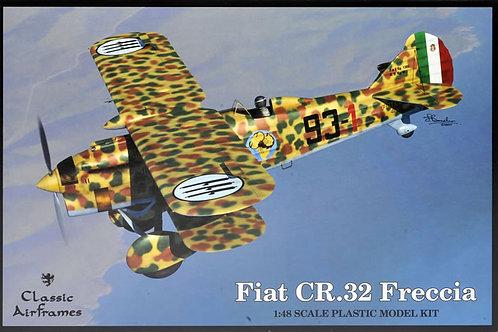 Classic Airframes - Fiat CR.32 Freccia 1/48