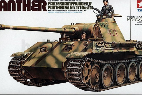 Tamiya - Panzerkampfwagen V Panther Sd.kfz.171