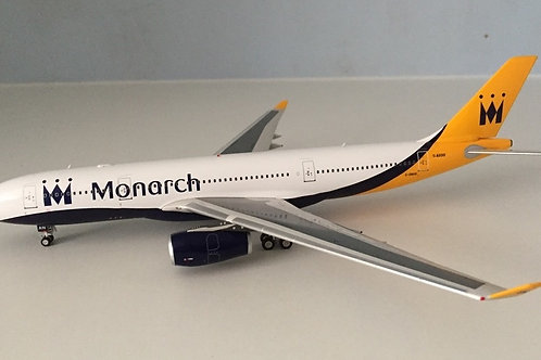 ARD - Airbus A330-200 Monarch G-SMAN 1/200