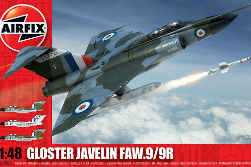 Airfix - Gloster Javelin Faw.9/9R 1/48