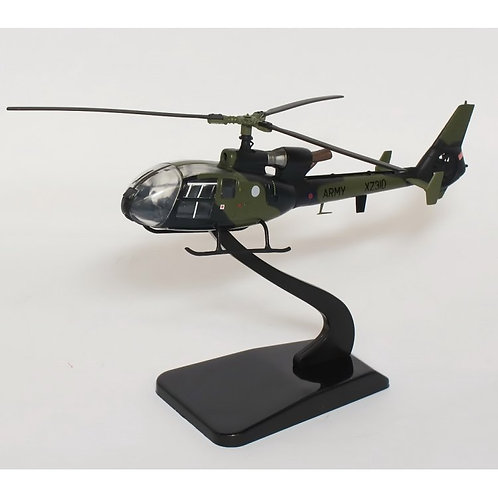 Aviation 72 - Army Air Corps Westland Gazelle Helicopter AH.1 XZ310 1/72
