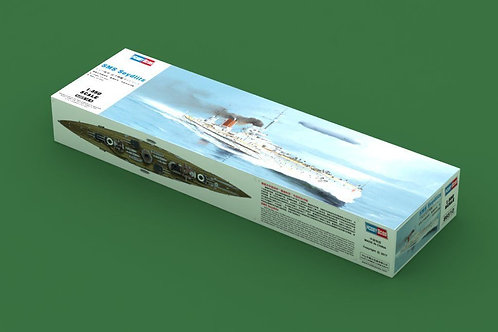 Hobbyboss - WWI German Battlecruiser SMS Seydlitz 1/350