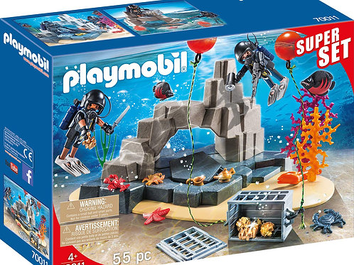 Playmobil 70011 Super Set - Tactical Dive Unit