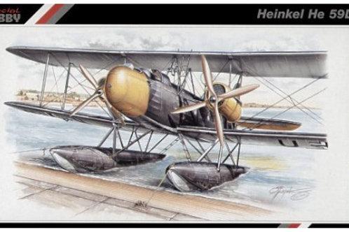 Special Hobby - Heinkel He 59D 1/72