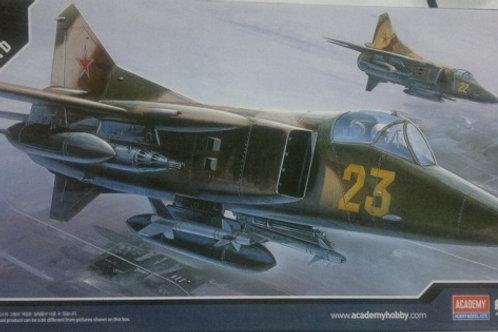 Academy - Mikoyan MiG-27D Flogger 1/72