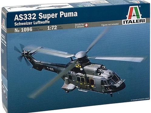 Italeri - AS-332 Super Puma Schweizer Luftwaffe