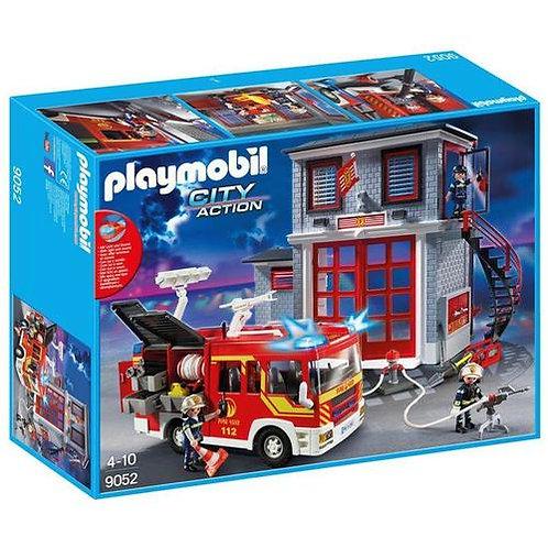 Playmobil 9052 City Action - Fire Department Mega Set