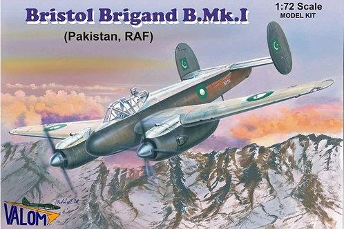 Valom - Bristol Brigand B.Mk.I (Pakistan, RAF)