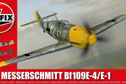 Airfix - Messerschmitt Bf 109E-4/E-1 1/48