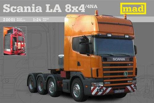 Mad - Scania LA 8x4/4NA 1/24