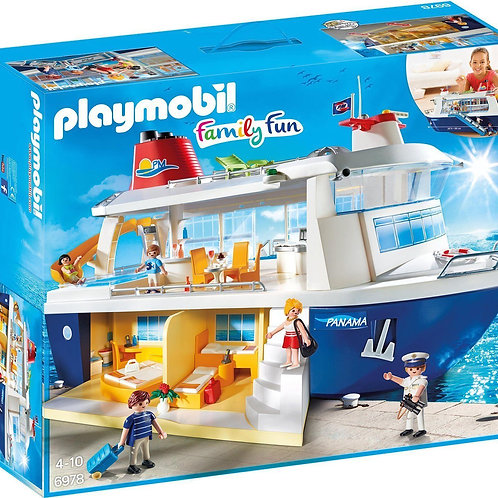 Playmobil 6978 Family Fun - Family Fun Cruise Ship