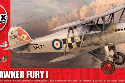 Airfix - Hawker Fury I 1/48