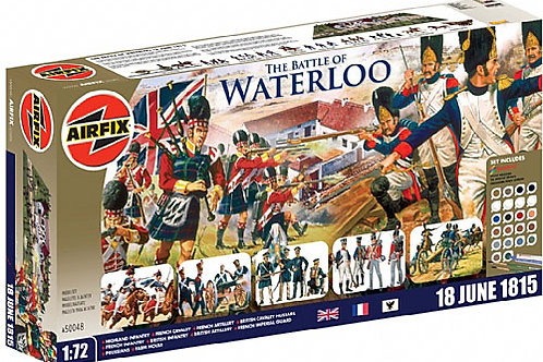 Airfix - The Battle of Waterloo 18 June 1815 1/72