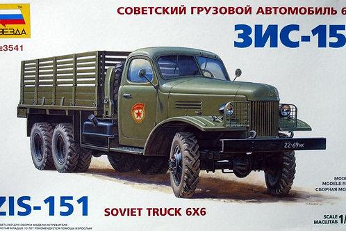 Zvezda - ZIS-151 Soviet Truck 1/35
