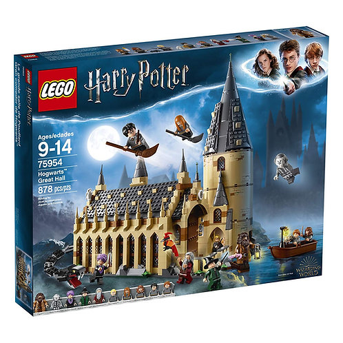 Lego 75954 Harry Potter - Hogwarts Great Hall