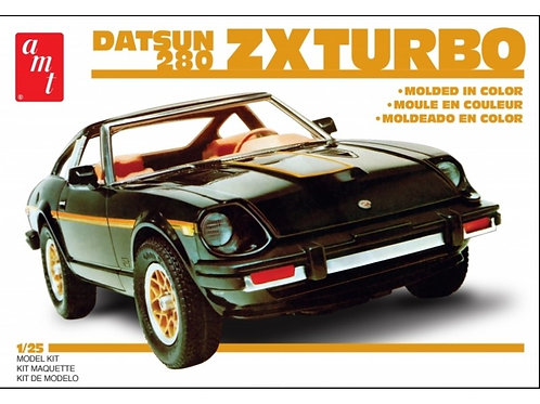 AMT - 1980 Datsun 280 ZX Turbo 1/25