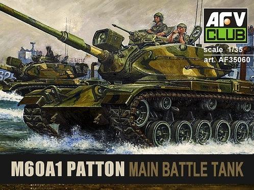 AFV Club - M60A1 Patton Main Battle Tank 1/35