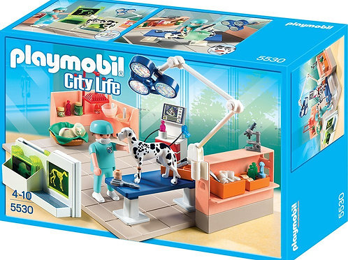 Playmobil 5530 City Life - Pet Examination Room