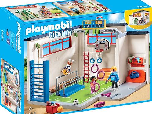 Playmobil 9454 City Life - Gym With Score Display