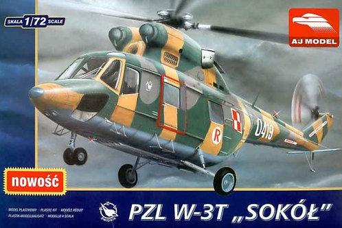 AJ Model - PZL W-3T Sokol Polish Helicopter 1/72