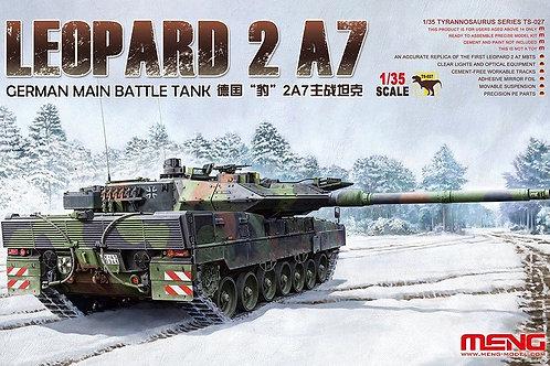Meng Model - German Main Battle Tank Leopard 2A7 1/35