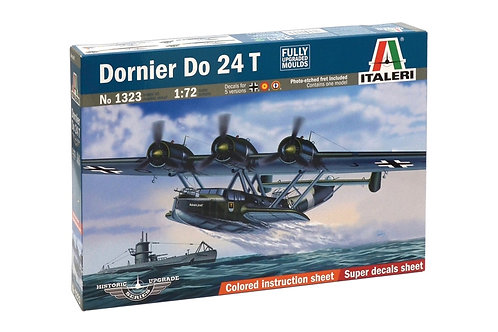 Italeri - German Dornier Do 24T 1/72