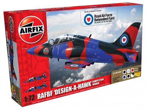 Airfix - RAFBF Hawk 'Design-A-Hawk' Scheme 1/72