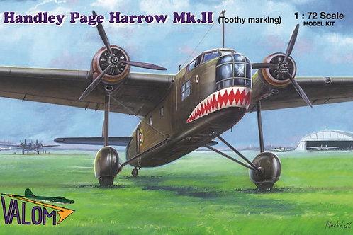 Valom - Handley-Page Harrow Mk.II (Sharkmouth)  1/72