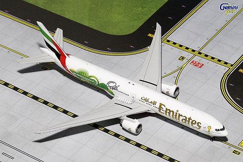 "Gemini - Emirates 777-300ER ""Pelé"" World Cup A6-EG"