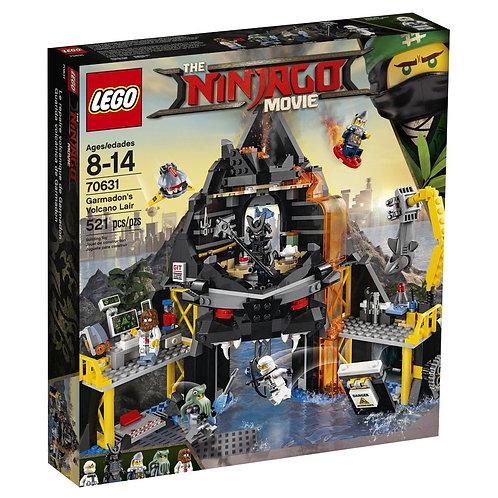 Lego 70631 Ninjago Movie - Garmadon's Volcano Lair
