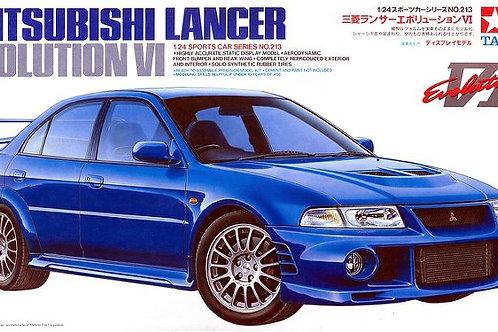 Tamiya - Mitsubishi Lancer Evolution VI 1/24