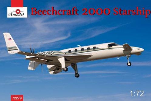 Amodel - Beechcraft 2000 Starship 1/72