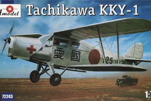 Amodel - Tachikawa KKY-1 1/72